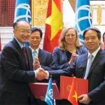 WB sẽ phân bổ 3,8 tỷ USD cho Việt Nam